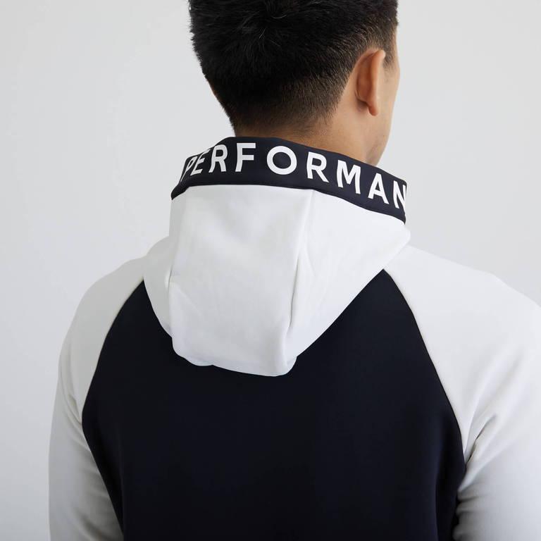PeakPerformance(ピークパフォーマンス)/ライダージップフード/ホワイト/MENS