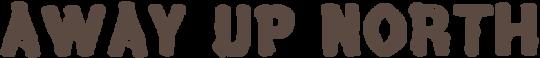 Away up North logo