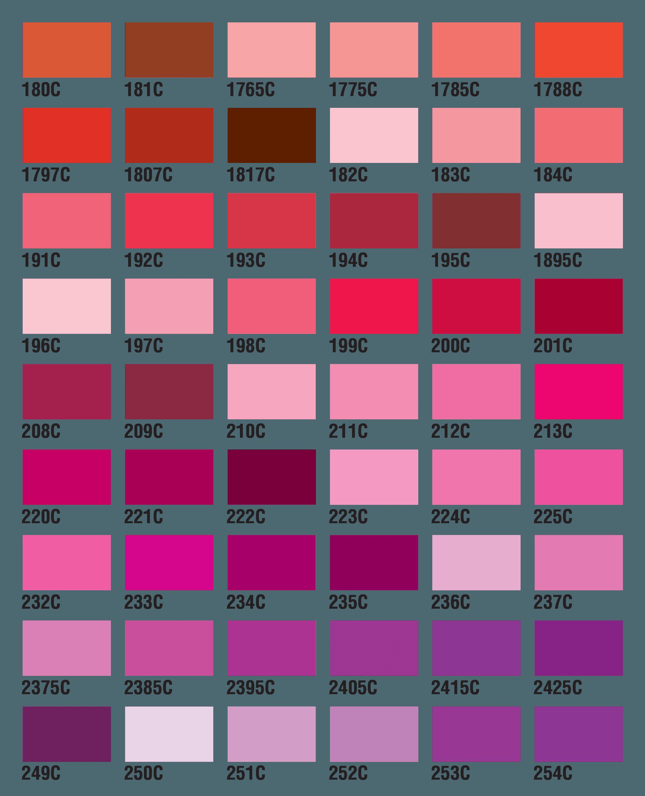 PMS Colors 4