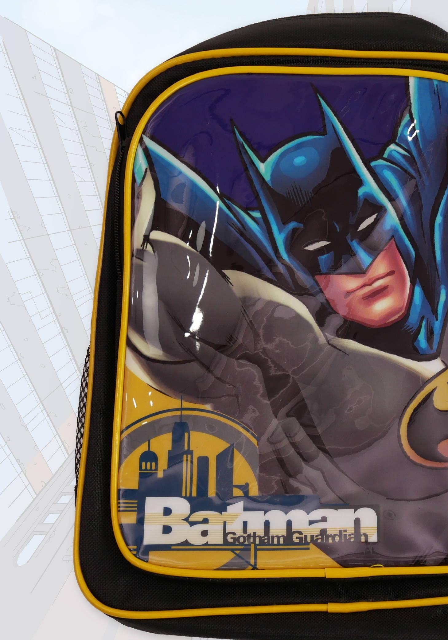 กระเป๋าเด็กจัสติสลัก justice league boy bags