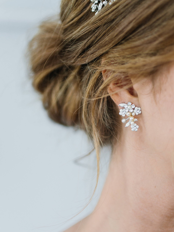 Ampersand Bridal Poppi Earrings