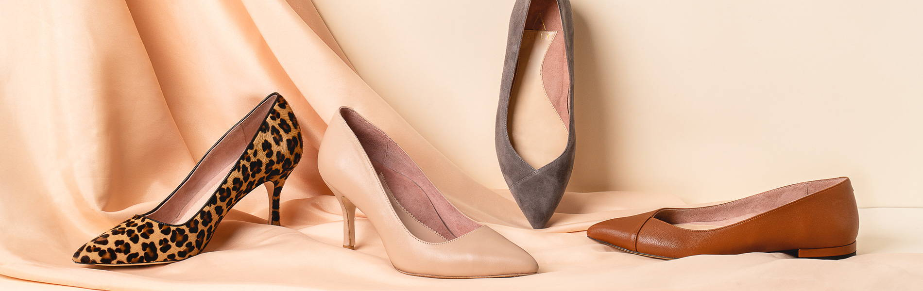 Comfortable Work Shoes | ALLY Shoes