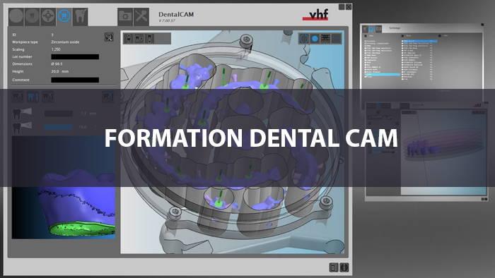 Formation logiciel FAO Dental Cam