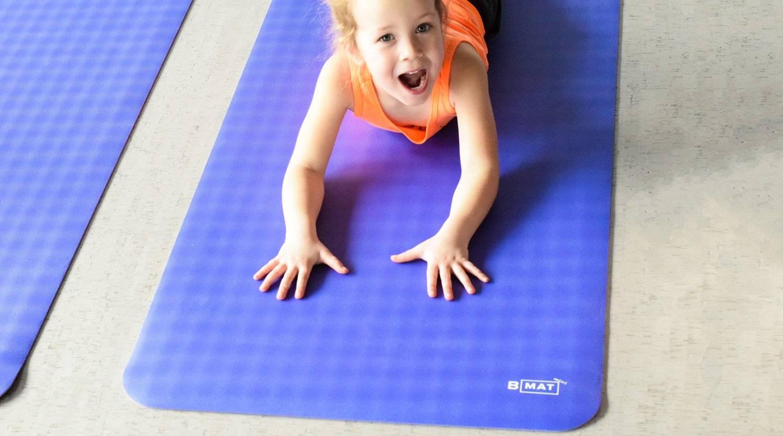 Grounding for Kids | Mukha Yoga