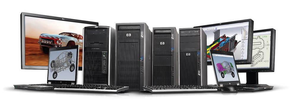 HP Z Series Workstation