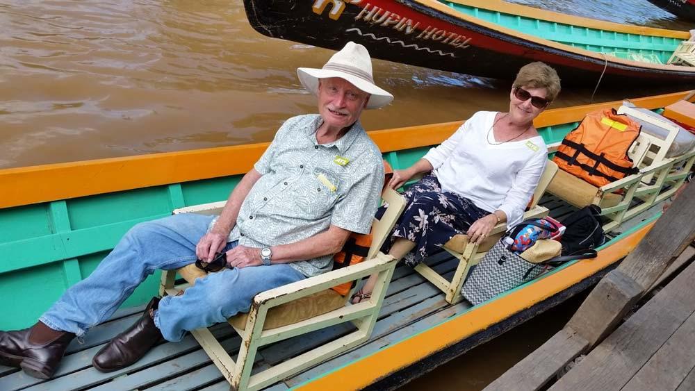 Travelbay Myanmar Tours - Elizabeth Lynch - Inle Lake