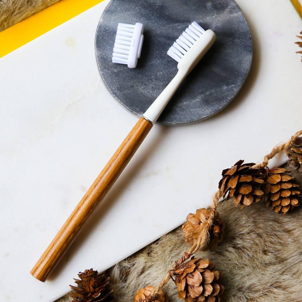 Brosse à dents bois - Caliquo