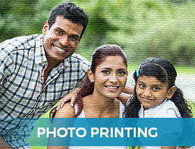 Photo Printing on Canvas