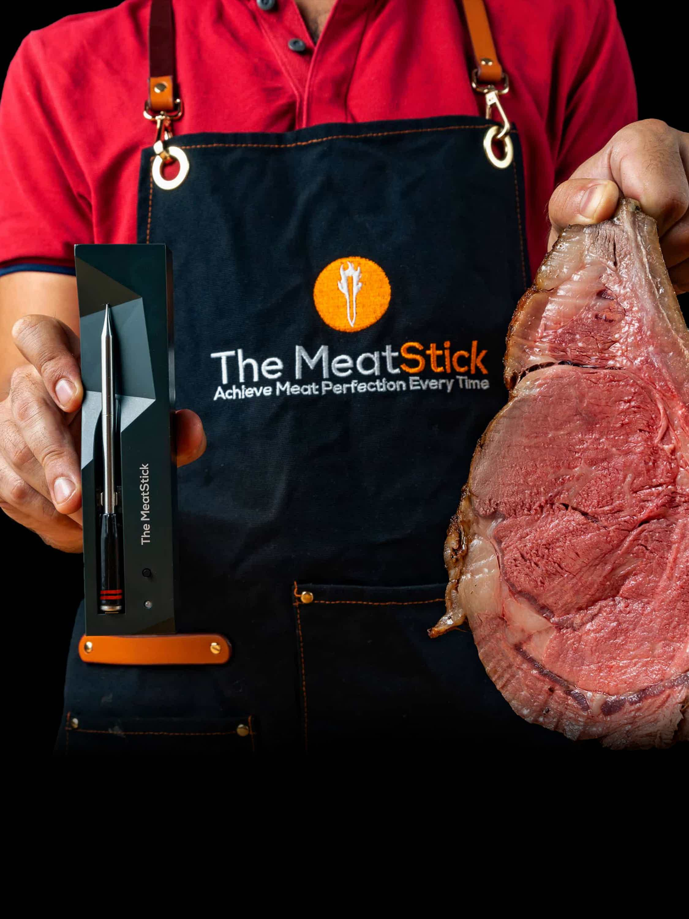 The MeatStick Achieve Meat Perfection Every Time