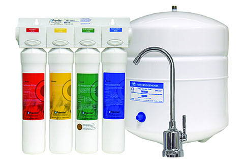 RO Pure Reverse Osmosis System