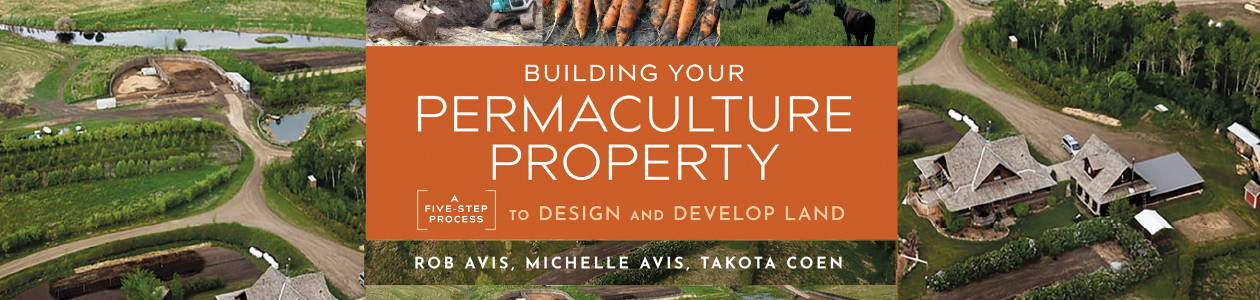 Building Your Permaculture Property book cover