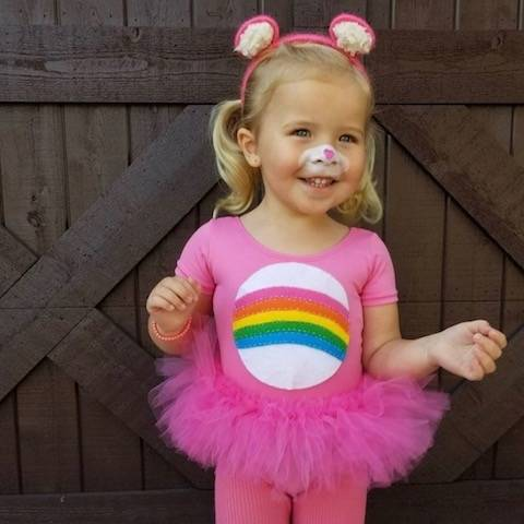 Care Bear Halloween Costume
