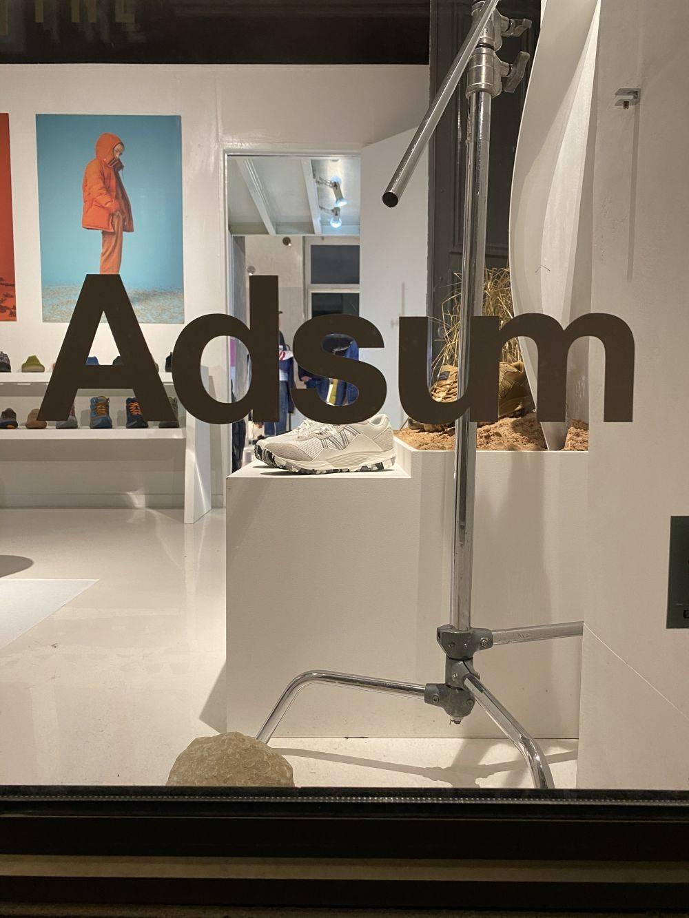 Adsum at the AW20 show