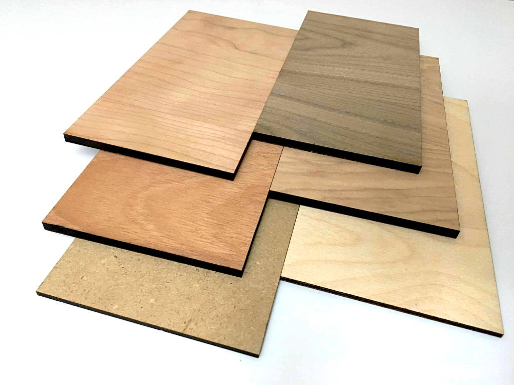 Hardwood Plywoods Collection