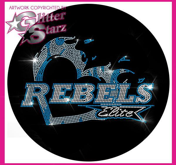 Glitterstarz webstore fundraiser Rebels Elite Cheer