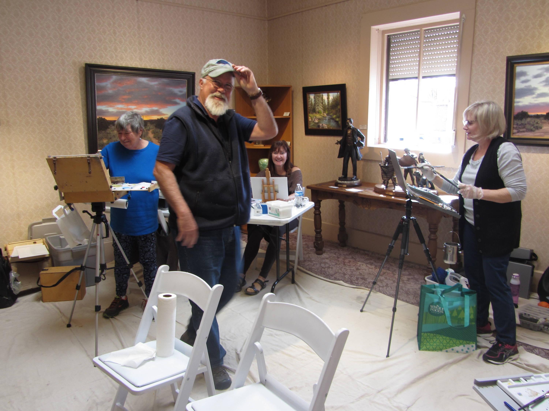 Stephen Day Workshop. Sorrel Sky Gallery. Artist Workshops. Artist Workshop. Sorrel Sky Workshop. Santa Fe Art Gallery. Santa Fe Workshop. Durango Workshop.
