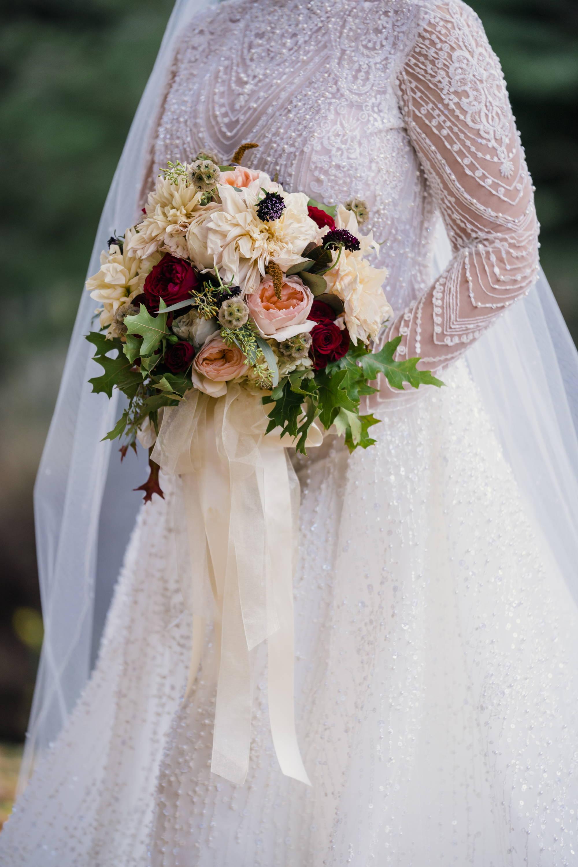 Stems Fresno Bridal Bouquet