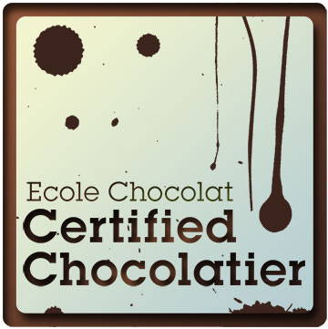 Ecole Chocolat Certified Chocolatier