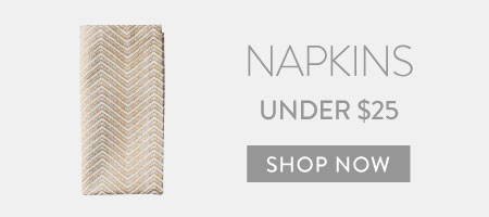 Napkins under $25