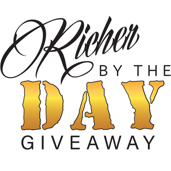 Richer By The Day Giveaway