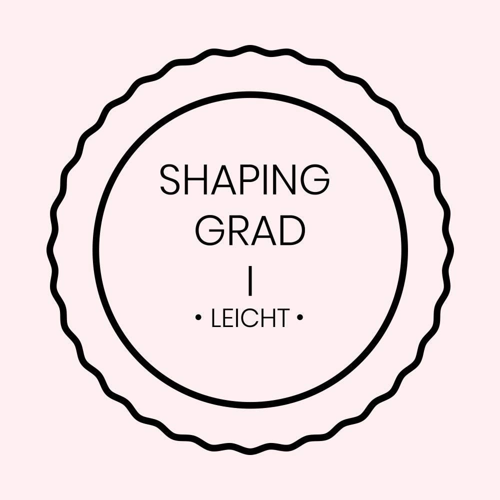 Shapewear Effekt Grad Leicht