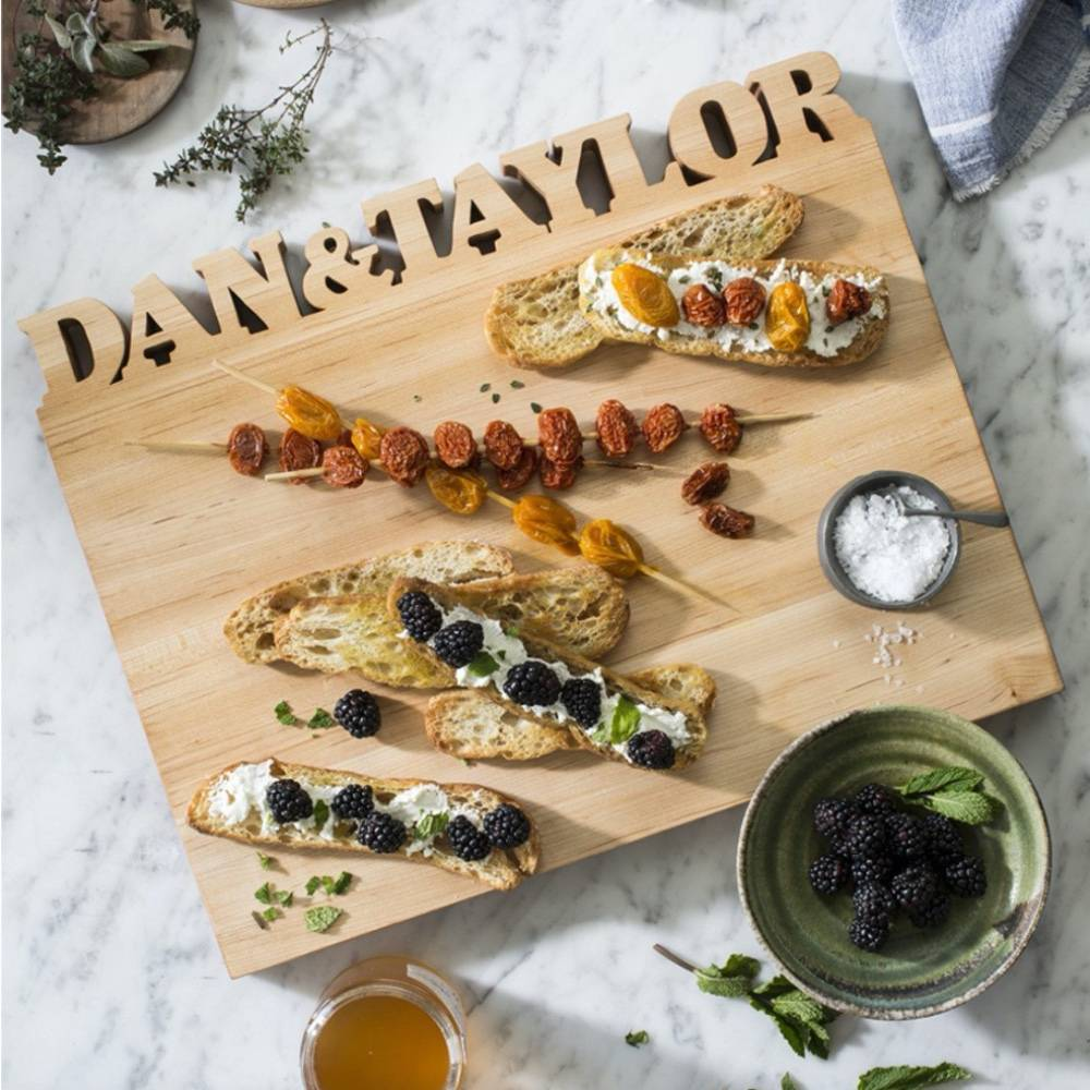 Personalized Cutting Board- Large