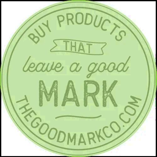 The Good Mark Co. Logo - Green