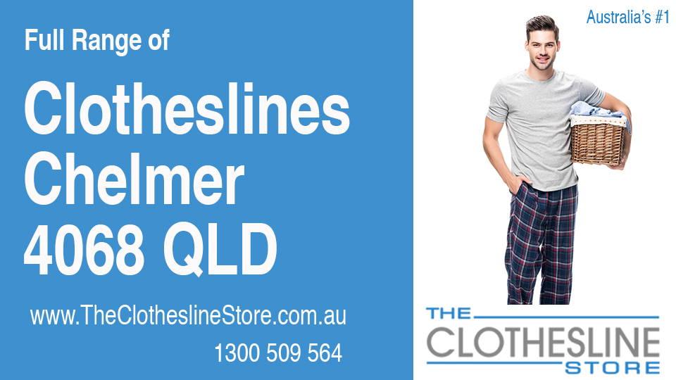 New Clotheslines in Chelmer Queensland 4068