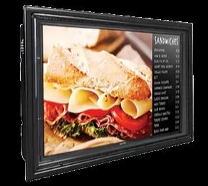 The Display Shield weatherproof display enclosure