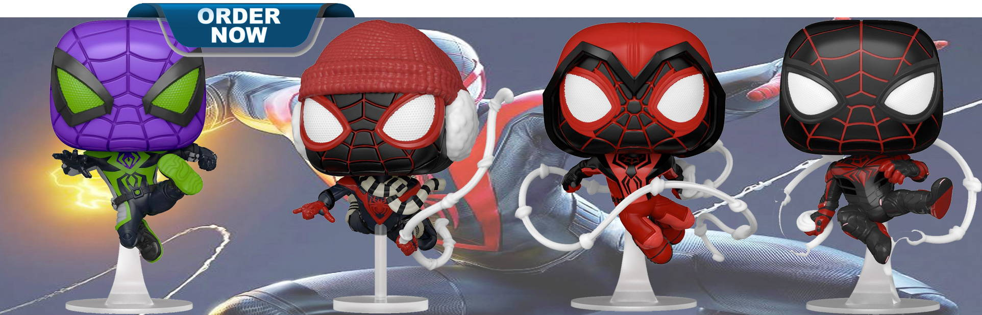 Spider-Man Miles Morales Collection