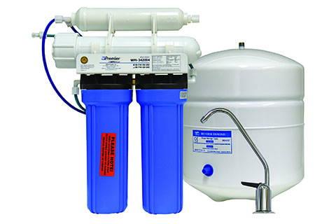 4SV Reverse Osmosis System