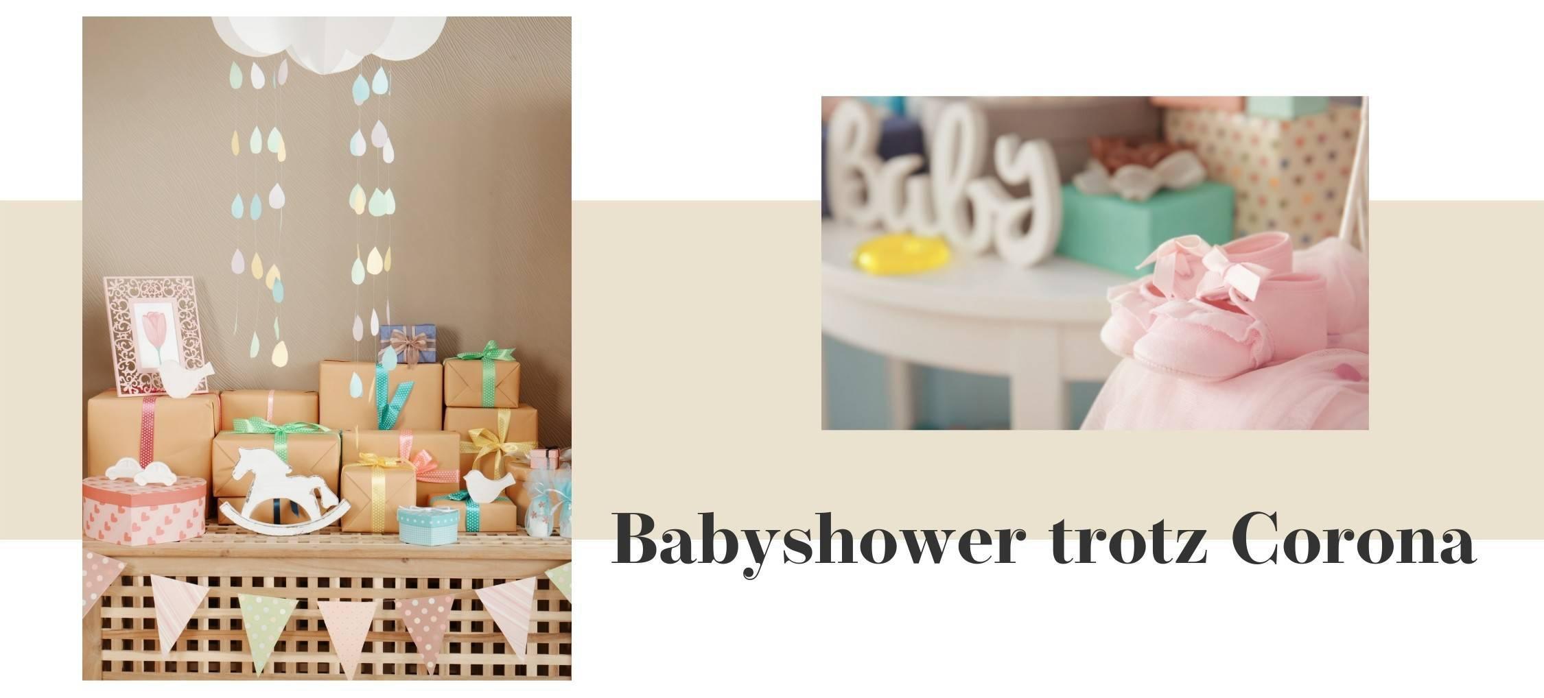 Virtuelle Babyshower