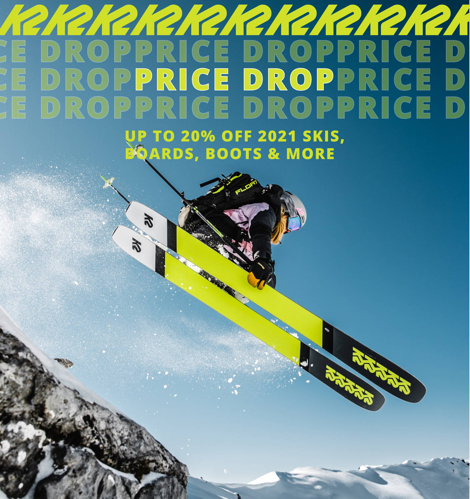 K2 Price Drop