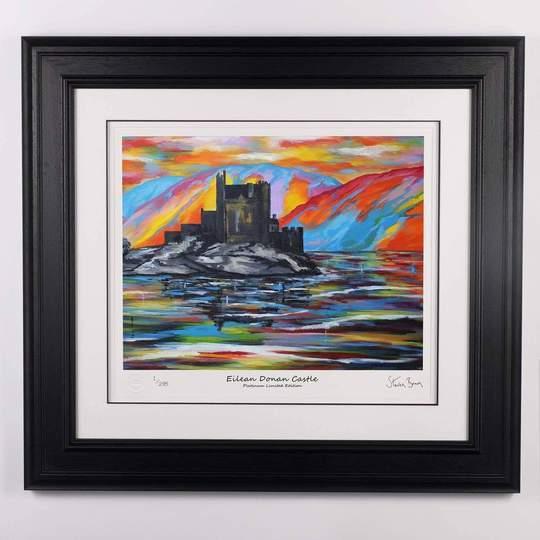 Steven Brown Scottish Art