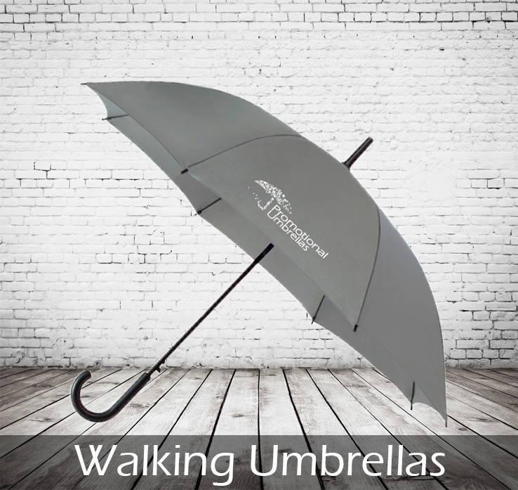 Walking Promotional Umbrellas