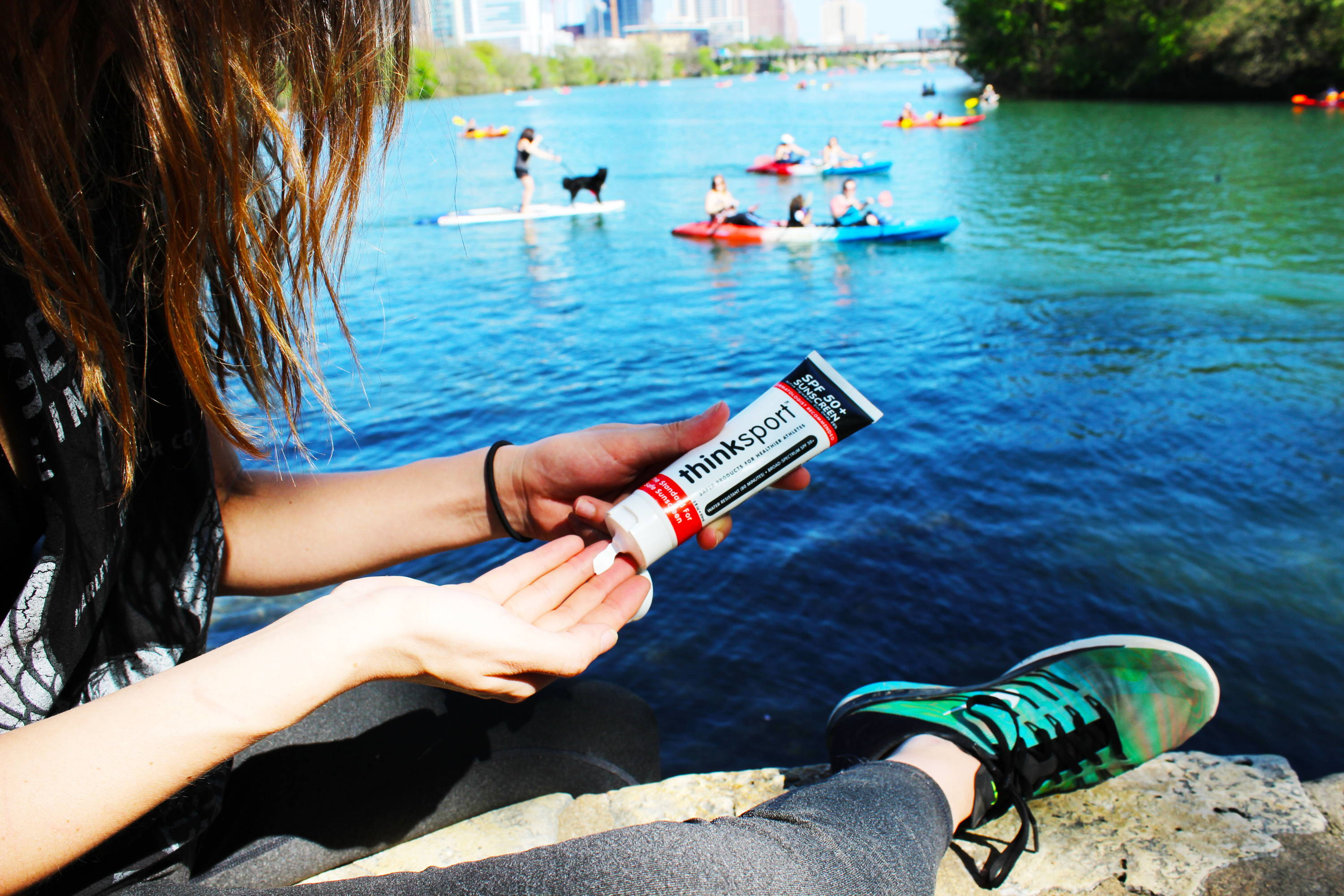 THINKSport Sunscreen for Outdoor Enthusiasts