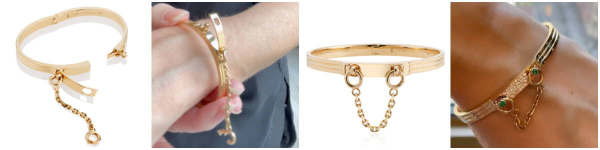 opening and closing oath cuff