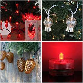 Decorative Christmas Lights & Novelty Lights