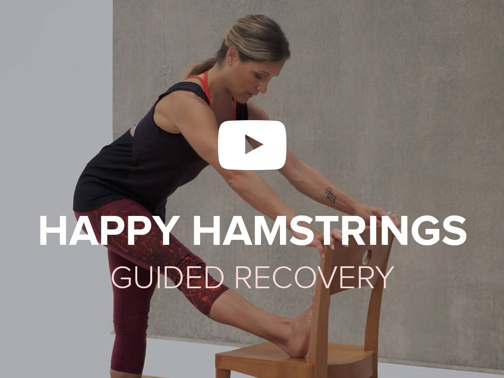 Happy hamstrings strech video