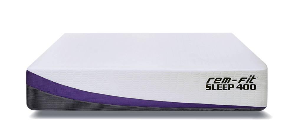 remfit advanced support memory foam mattress