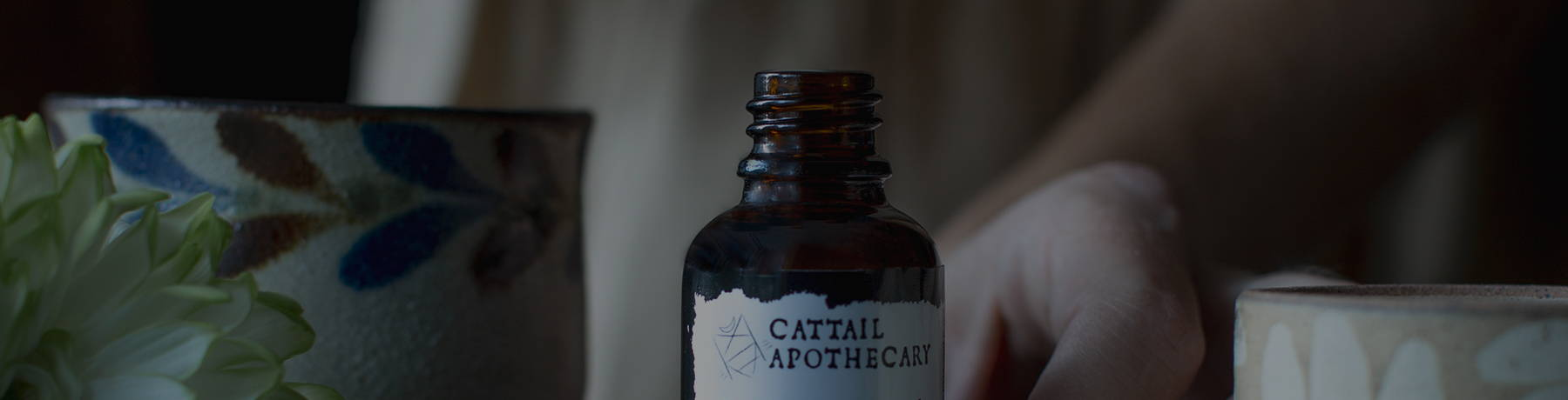 Cattail Apothecary Stinging Nettle Tincture