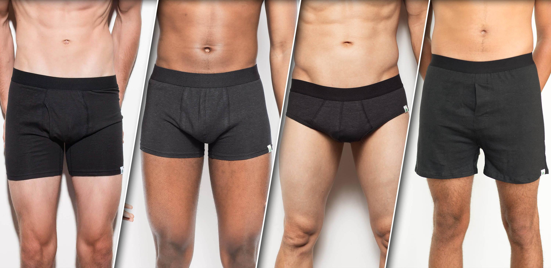 Mens Underwear Styles