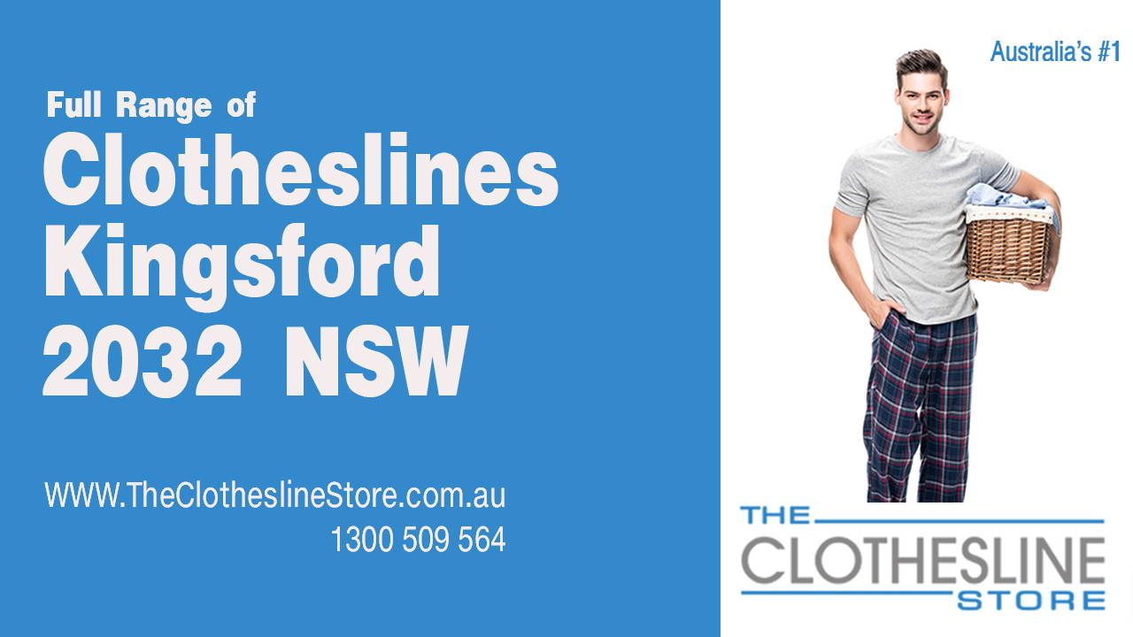 Clotheslines Kingsford 2032 NSW