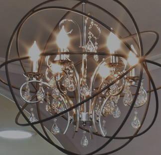 Maxim Orbit lighting collection at brand lighting