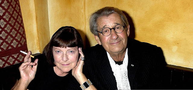 helmut newton and his wife june newton