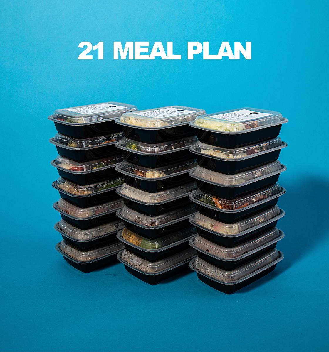 21 Meal Plan