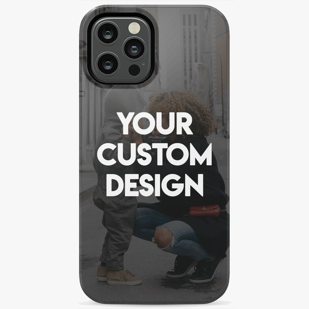 Custom iPhone 12 Pro Extra Protective Cases