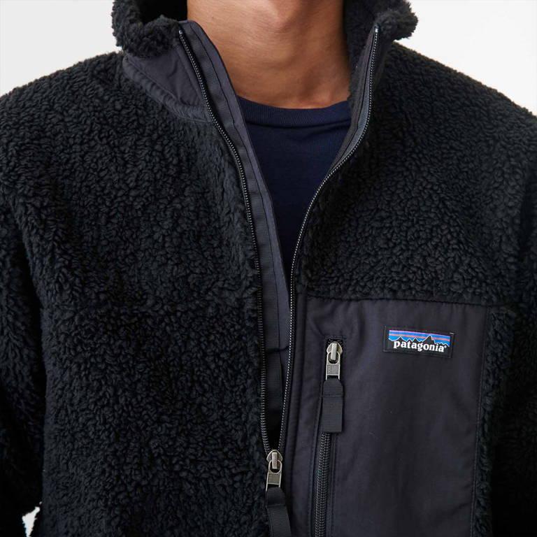 patagonia(パタゴニア)/クラシックレトロX ジャケット/ブラック/MENS