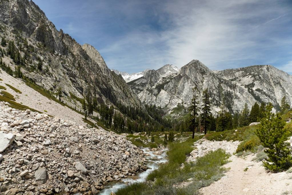 Rae Lakes Loop Backpacking