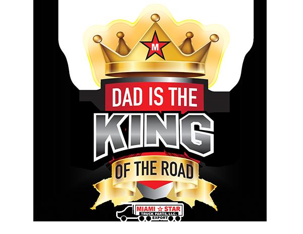 Evento del Día del Padre 2019 - Papá es el Rey del Camino